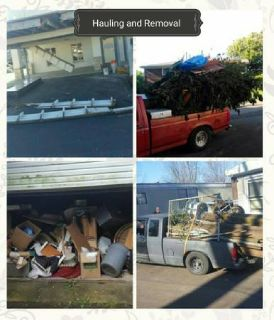 Hauling/garbage/debris removal/foreclosure/estate/eviction cleanouts