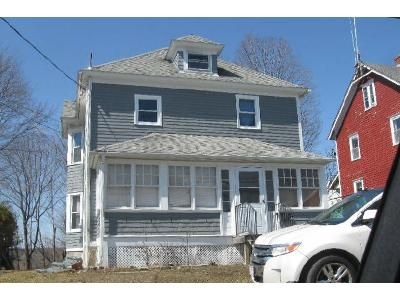 4 Bed 1.5 Bath Foreclosure Property in Pittsfield, MA 01201 - Lenox Ave