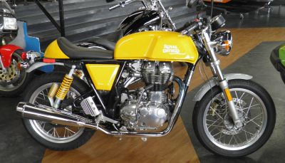 2014 Royal Enfield Continental GT Caf Racer Cruiser Motorcycles Oakdale, NY