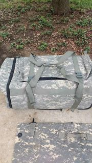 Military suitcase and more