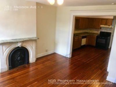 Apartment Rental - 381 Madison Ave