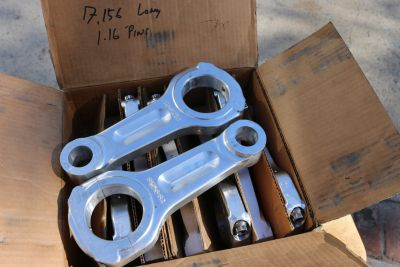 426 Hemi Brooks B2 Rods
