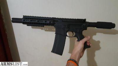 For Sale: Am-15 pistol