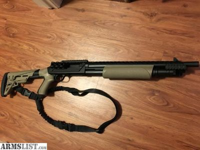 For Sale: Mossberg Scorpion