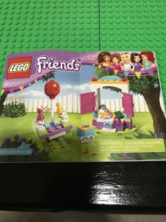 LEGO Friends Bunny Party Gift Shop
