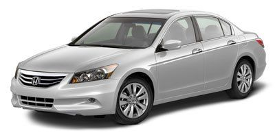 2011 Honda Accord EX-L V6 (Silver)