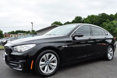 2015 BMW 5-Series 5dr 535i xDrive Gran Turismo A (Black Sapphire Metallic)