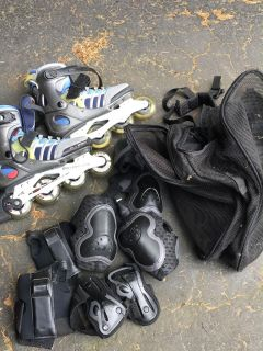 Rollerblades woman size 8