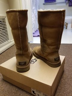 UGG Brown Womens Size 6