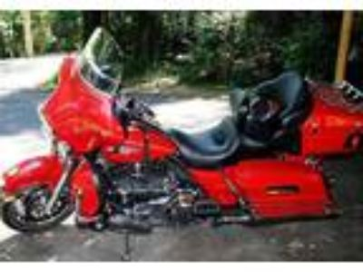 2009 Harley-Davidson Firefighter-Ultra-Classic-Electra-Glide Touring in