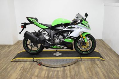 2015 Kawasaki Ninja ZX -6R ABS 30th Anniversary SuperSport Motorcycles Wauconda, IL
