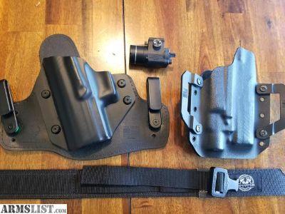 For Sale: Aliengear, Bravo Concealment, Alonso Defense, Streamlight