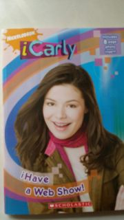 SCHOLASTIC: i Carly - I have a web show!