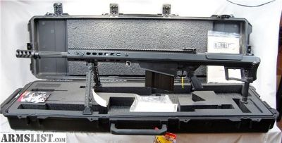 For Sale: Barrett M107A1