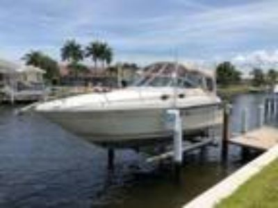 28' Sea Ray 270 Sundancer 2001