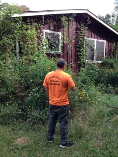 Landscaping, acre mowing, digging, tree planting, brush clearing, pressure washing + more!