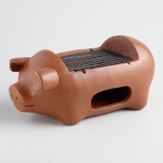 Terracotta Pig Grill