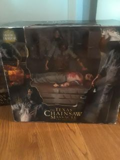 """NECA's Texas Chainsaw Massacre """"The Beginning"""" Never Opened in NM Condition. Only $150"""