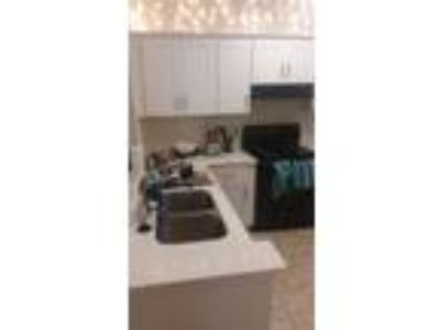 Roommate wanted to share Two BR 1.5 BA Condo...