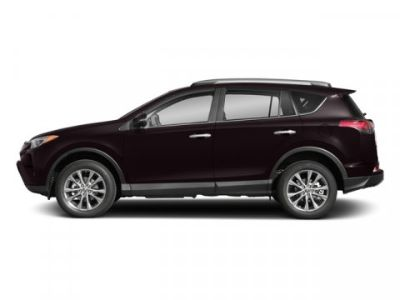 2018 Toyota RAV4 Limited (Black Currant Metallic)