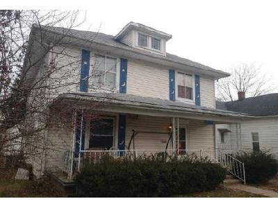 4 Bed 1.5 Bath Foreclosure Property in Springfield, OH 45504 - N Light St
