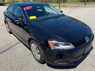 2012 Volkswagen Jetta SE PZEV (Black)