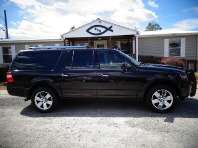 2010 Ford Expedition EL Limited (BLACK)