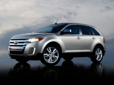2014 Ford Edge SEL (White)