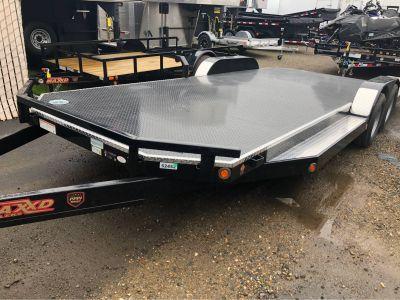 "2019 MAXXD TRAILERS 24' X 83"" 5"" TUBING CAR HAULER Equipment Trailer Trailers Elk Grove, CA"