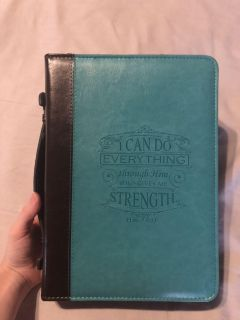Brand new bible cover