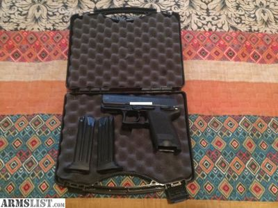For Sale: H&K usp compact 9mm.