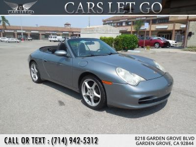 2004 Porsche 911 Carrera (Atlas Grey Metallic)