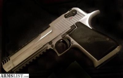 For Sale: 50AE Desert Eagle all stainless