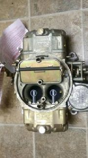 Holley Performance 750 CFM FOUR BARREL STREET/STRIP CARBURETOR PART #: 0-3310C