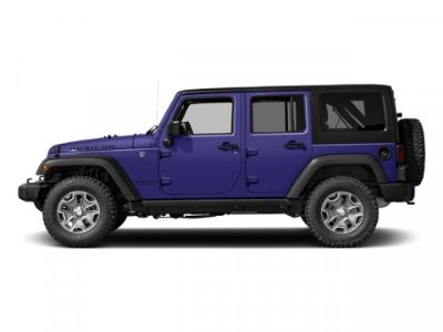 2017 Jeep Wrangler Unlimited Rubicon (Xtreme Purple Pearlcoat)