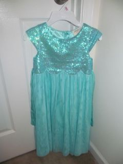 Girls size 6/7 dress and shrug