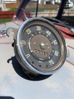 5/59 bus speedometer