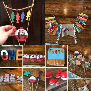 The Big One First Birthday Party Decorations. More pics in comments.