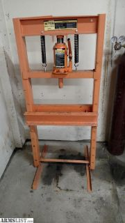 For Sale: 25 TON Shop Press