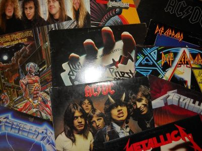 Record Store Vinyl LPs, 45s, & More For Collectors