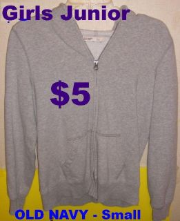 Junior Small Old Navy Jacket with Hood IN PERFECT CONDITION
