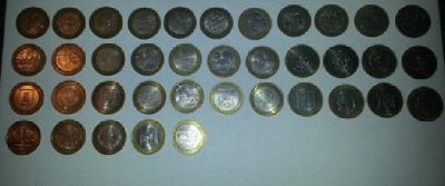 Russian Coin Lots From The Last 50 Years, Some Rare