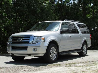 2012 Ford Expedition EL XLT (Silver Or Aluminum)