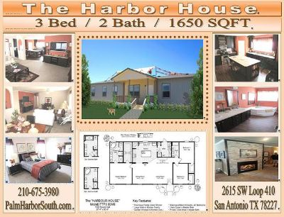 HUGE Model Year CLEARANCE PROMO at Palm Harbor Custom Homes