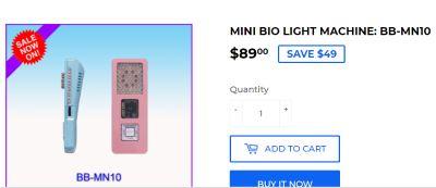 mini bio light