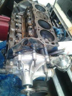Ford 302 block