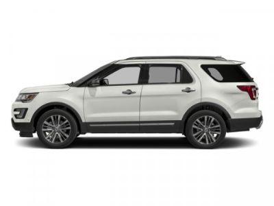 2017 Ford Explorer Platinum (White Platinum Metallic Tri Coat)