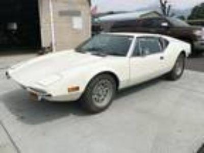 1972 De Tomaso Pantera 5 Speed 351
