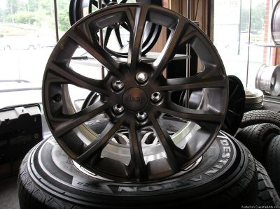 4 17 inch jeep wheels atlanta (with shipping available
