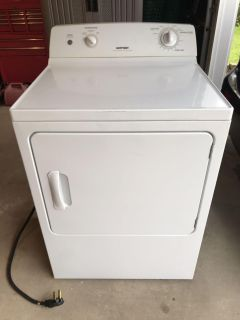 GE HOTPOINT electric dryer